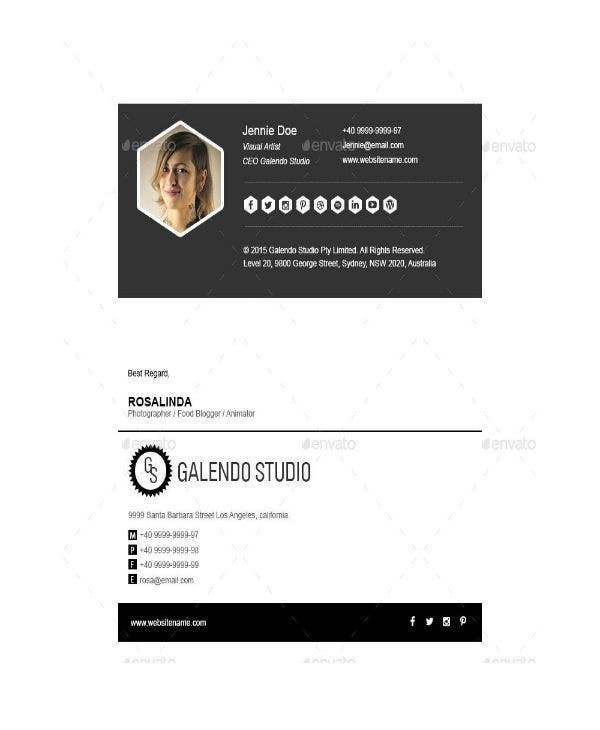 black-minimalist-email-signature-template