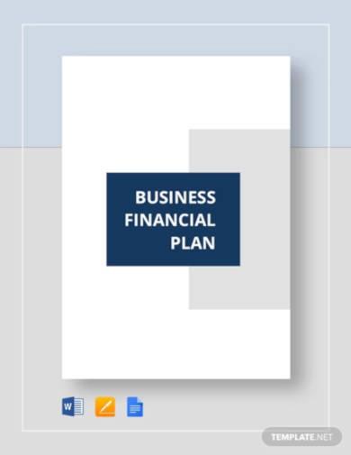 business-financial-plan-template