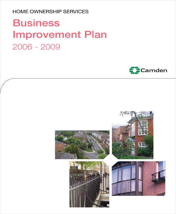 business improvement action plan