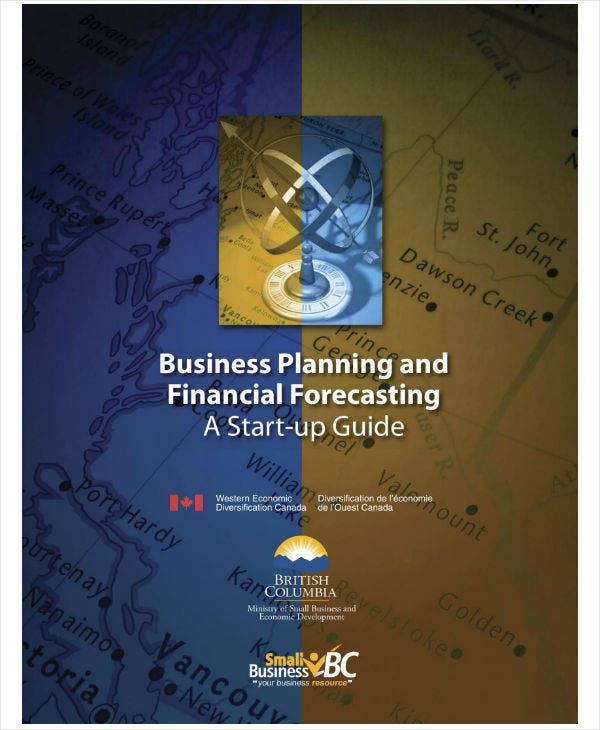 Business Planning and Financial Forecast Sample