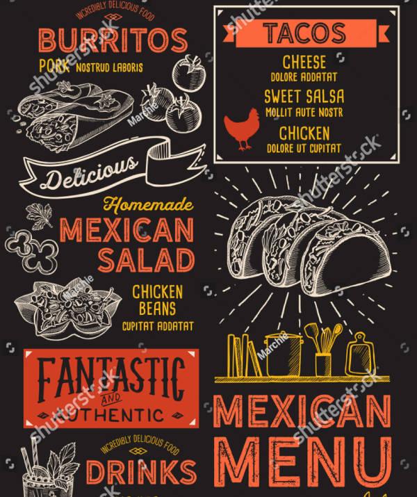 chalkboard-mexican-food-menu-template