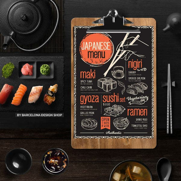 elegant-asian-food-menu-template