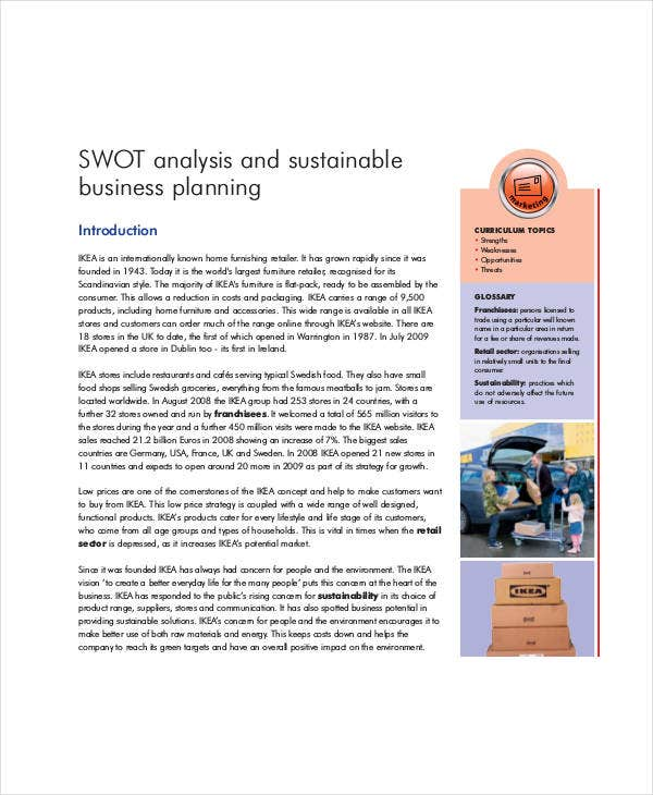example of small business swot analysis1