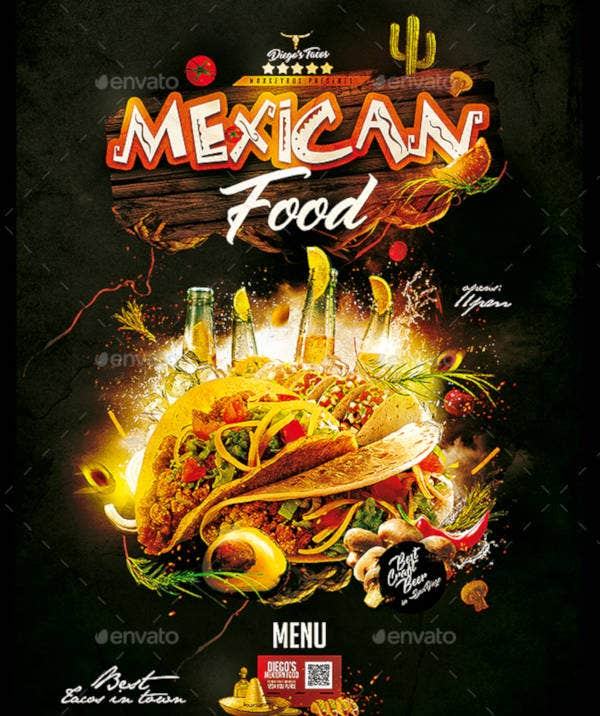 fiery-mexican-food-menu-example