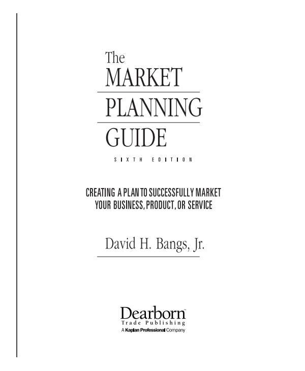 financial adviser strategic marketing