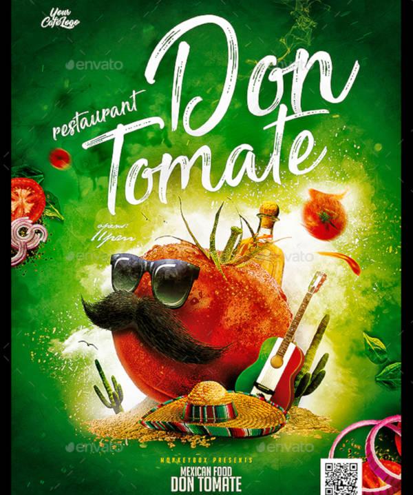food-mexican-menu-design