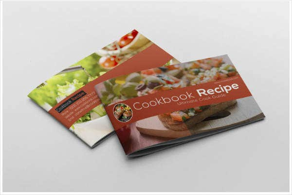 food recipes catalog sample
