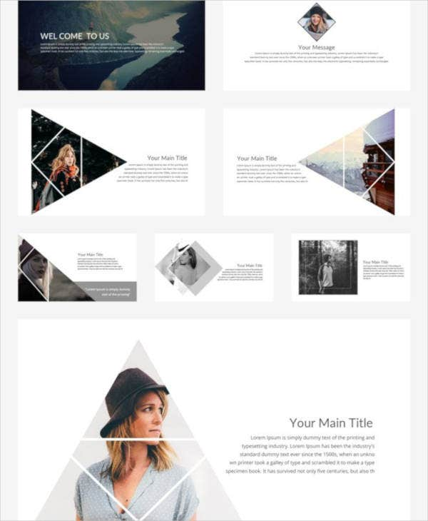 free business powerpoint presentation template