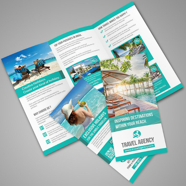 16 travel agency brochure designs templates psd ai free