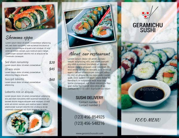japanese-restaurant-trifold-brochure-template