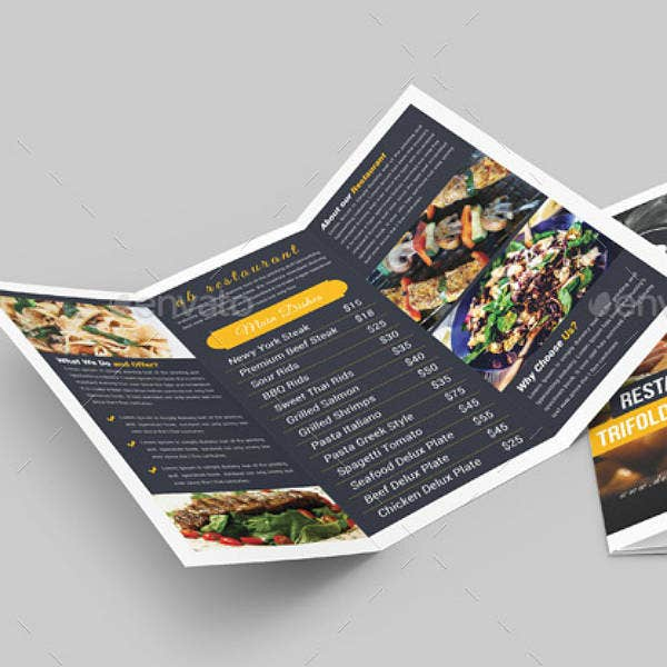 layered-restaurant-trifold-brochure-template