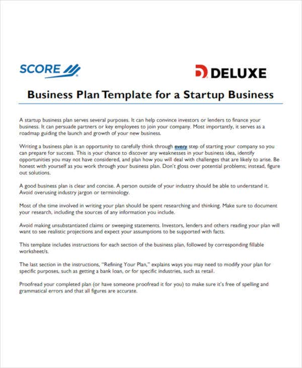 marketing business plan for start up1