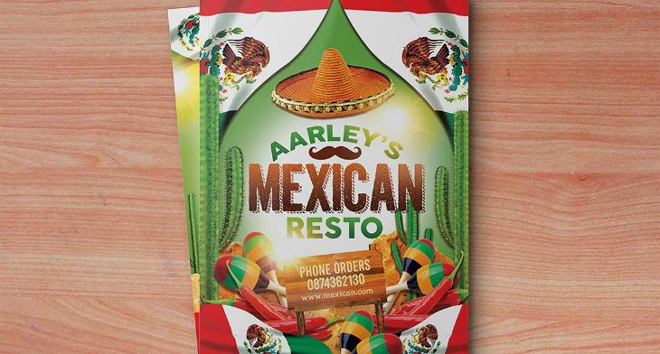 Mexican Food Menu Vector - Download Free Vectors, Clipart Graphics & Vector  Art