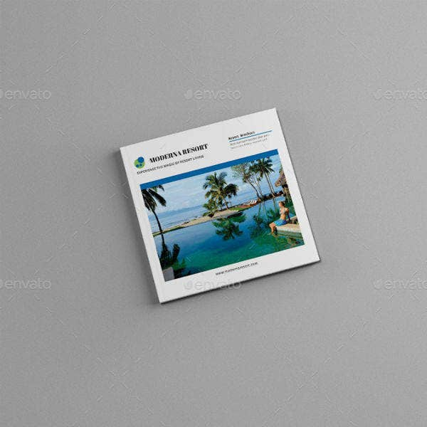 moderna resort brochure template1