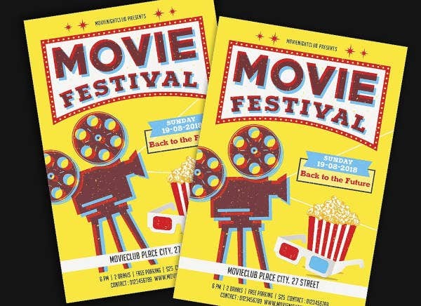 Movie Festival / Night Flyer