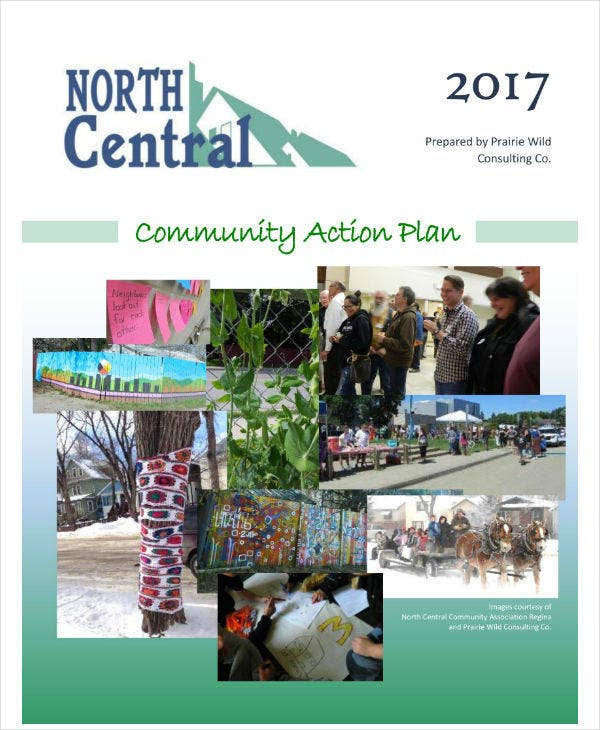 NCCA Community Action Plan Sample