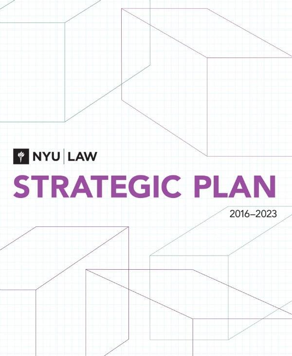 nyu law strategic plan 1