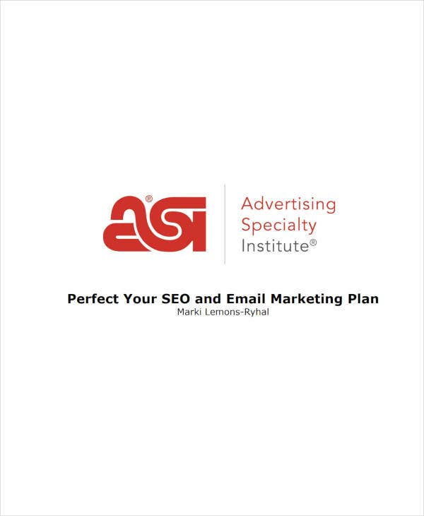perfect email marketing plan