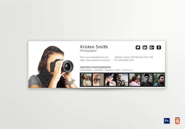 photographer-email-signature-template