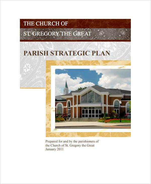 printable church marketing plan