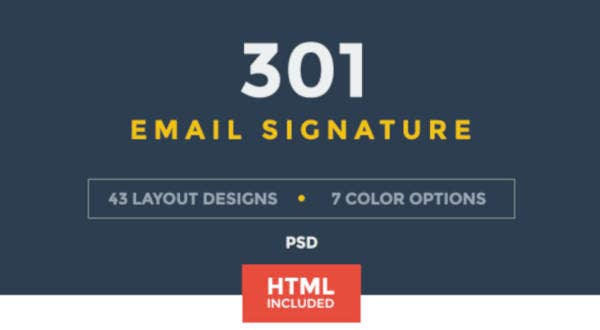 printable-modern-email-signature