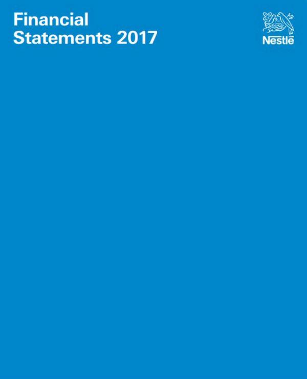 private company annual financial report