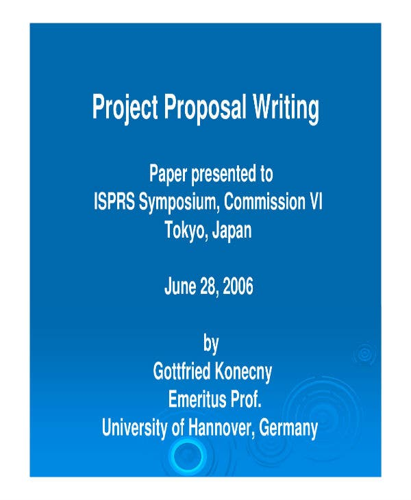 project proposal writing 01