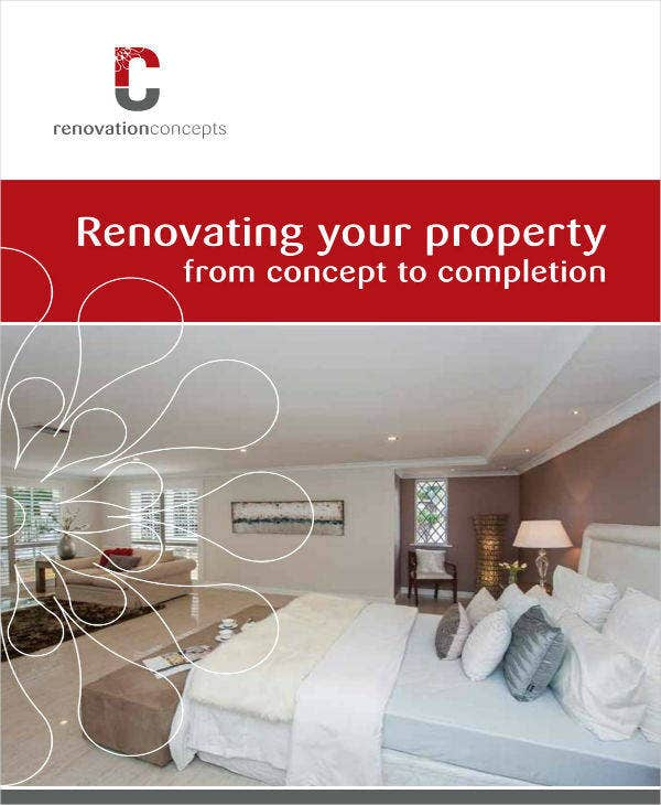 Renovation Concepts Project Plan