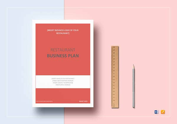 3 restaurant consulting business plan templates pdf word apple