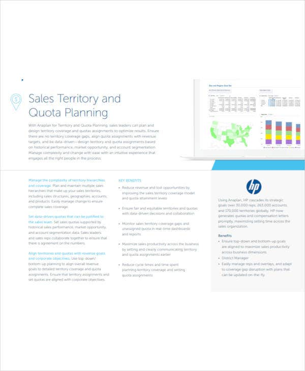 sales territory and quota planning