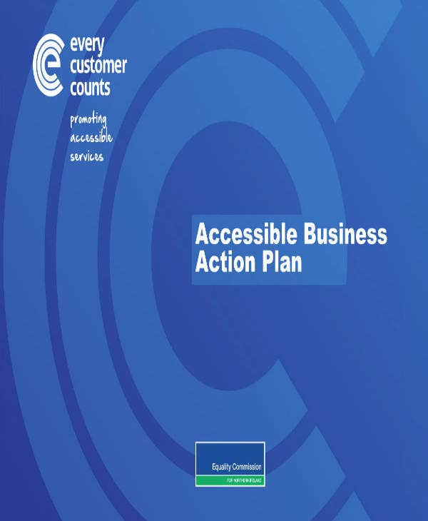 Sample Business Action Plan