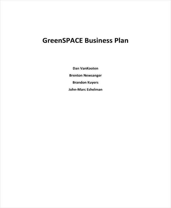 4 Engineering Consulting Business Plan Templates Pdf