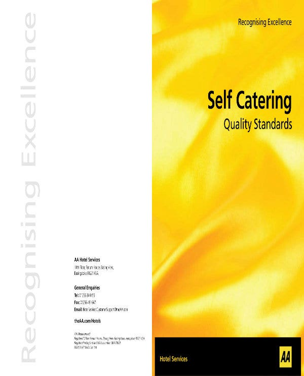 sample self catering business plan 011
