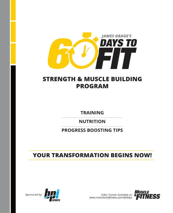 sample workout plan 1