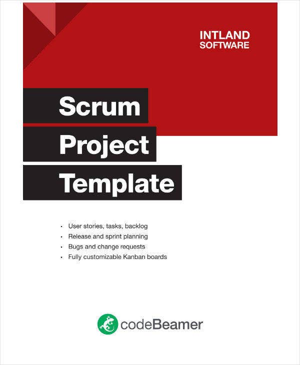 scrum project template1