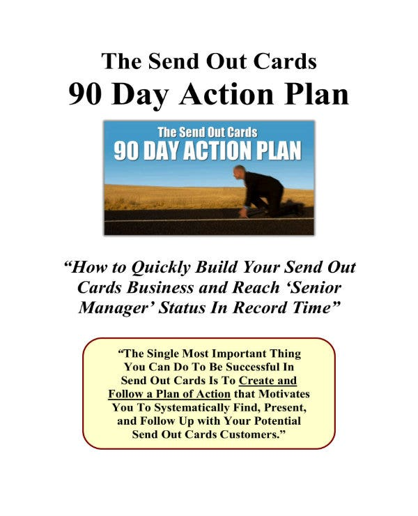 simple 90 day action plan 01