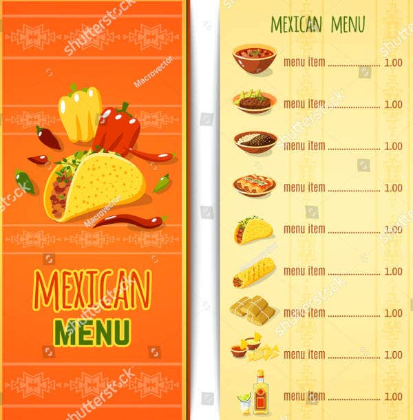 simple-illustrated-mexican-menu-template