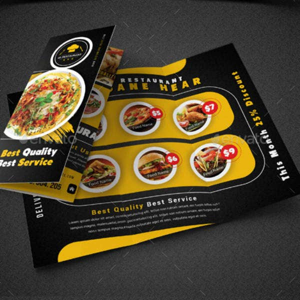 simple-trifold-restaurant-brochure-template