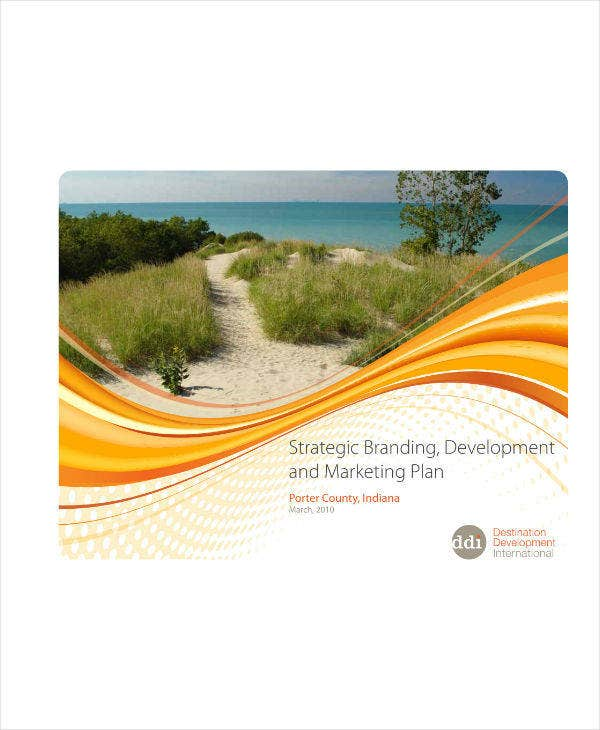 Strategic Branding Development Plan Sample
