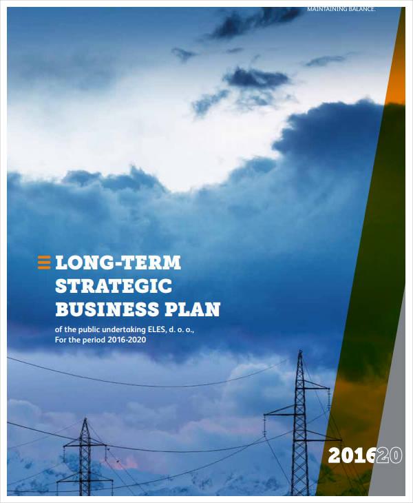 strategic business sales plan