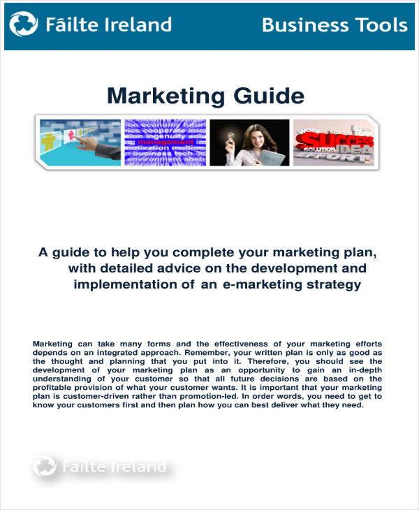 strategic marketing plan guide