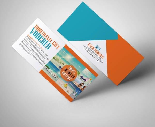 tour travel gift card voucher template1
