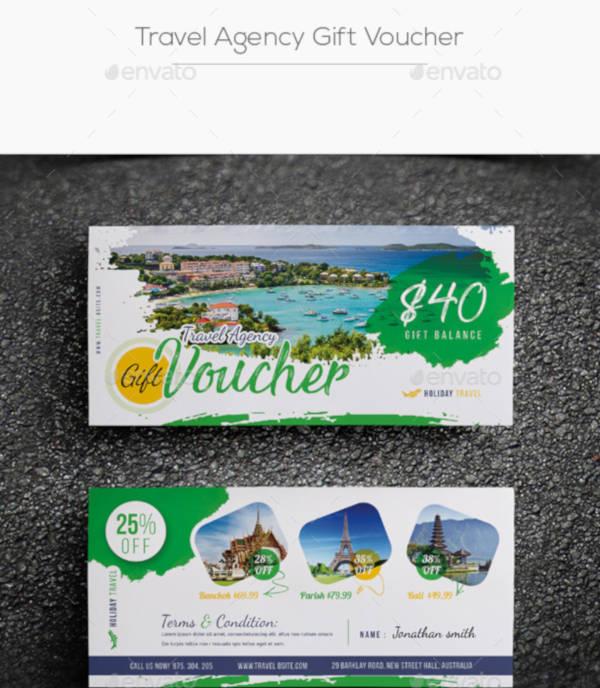 travel agency gift voucher1