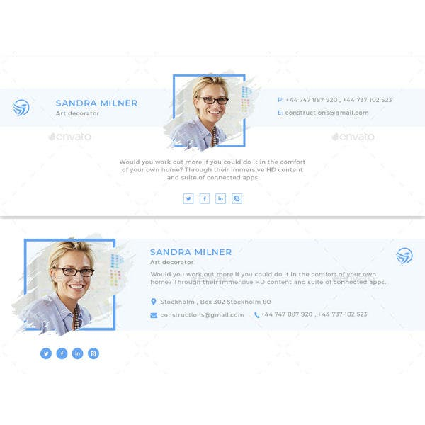 watercolor-business-manager-email-signature-template