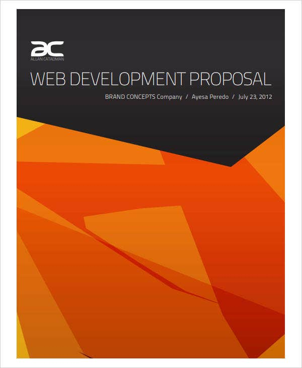 web development proposal1