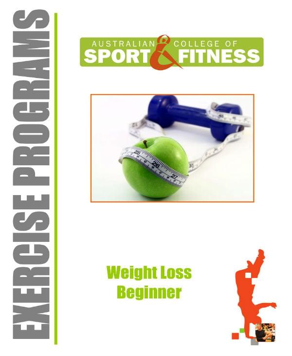 weight loss for beginner 1