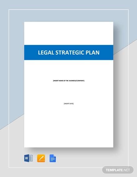 legal strategic
