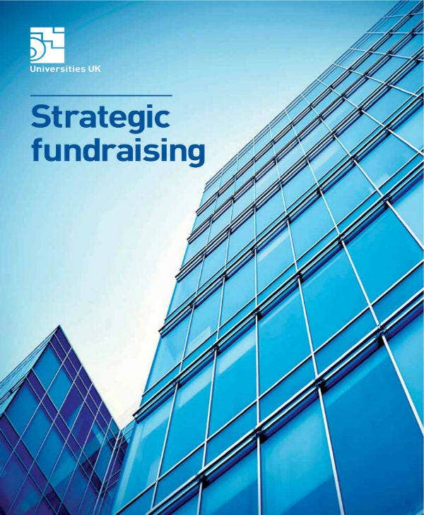 strategic fundraising