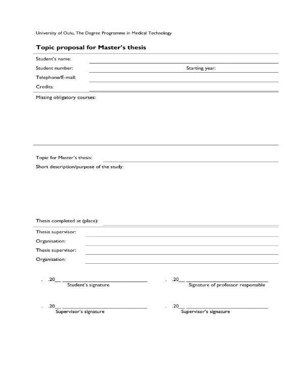 topic proposal form 1