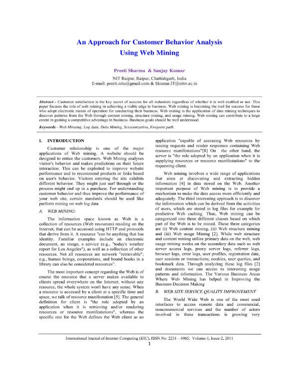behavior analysis guide 1